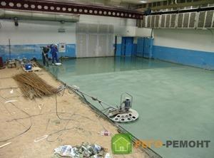 Ремонт складского помещения в Новокузнецке