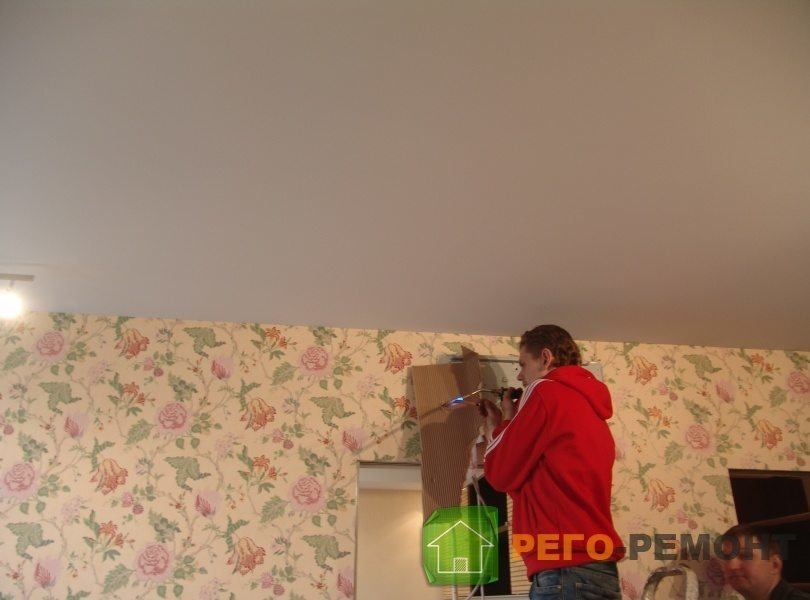 Ремонт квартиры класса люкс в Новосибирске