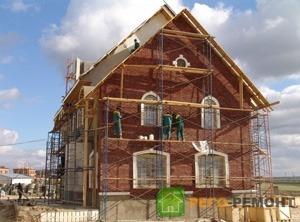 Строительство и отделка коттеджа