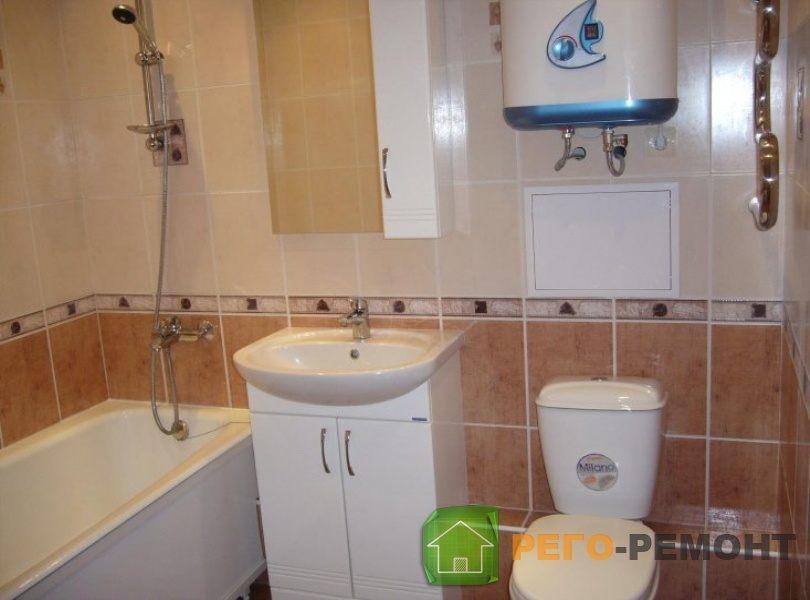 Ремонт туалета и ванной комнаты
